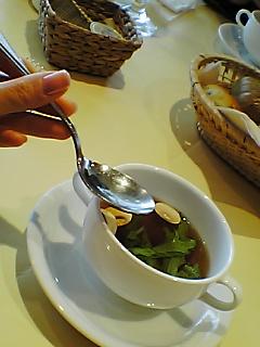 前菜とスープ☆