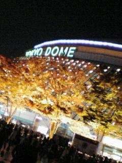 東京ドーム^^