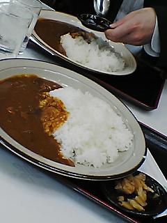 お昼は。。。