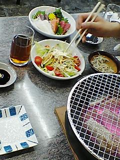 夕飯☆肉♪肉♪