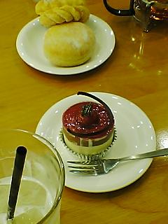 牛丼とケーキとミスド