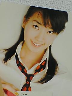 奈々ちゃんからBirthdayカード(2007)