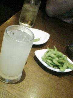 飲みに行った時の!!