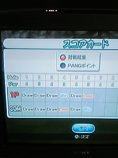 パンヤ(Wii)