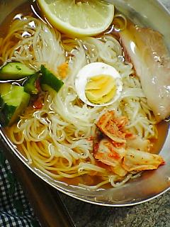 おもにの韓国冷麺