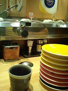USJ近くの寿司屋