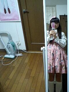 イノワのお洋服で♪