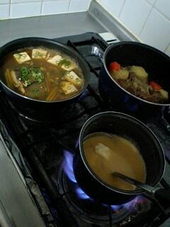 今日の夕飯♪