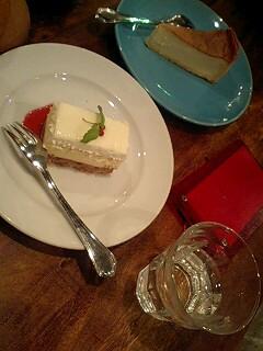 ご飯とデザート
