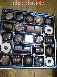 chocolateな日々