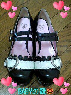 メアリーマグダレンのお洋服とBABYの靴