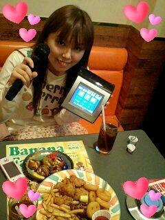 柚奈姫とカラオケ♪
