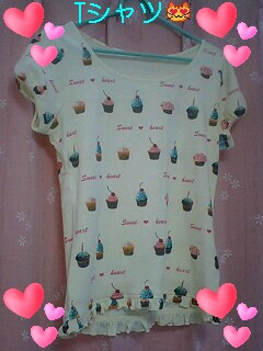 Tシャツ☆