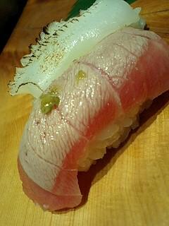 大丸の地下のお寿司屋さん