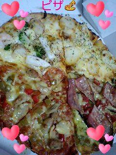ピザとスパゲティ