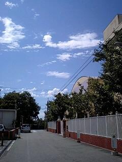 雲のカタチ