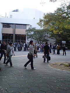 2008.10.19すたちゃライブ前