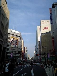 歩行者天国☆