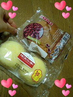 パンと飴ちゃん