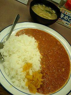 昨日の昼食と夕飯はB級♪あとライブ!!