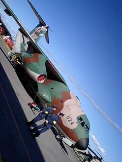 2009.11.3航空祭と佐世保バーガー