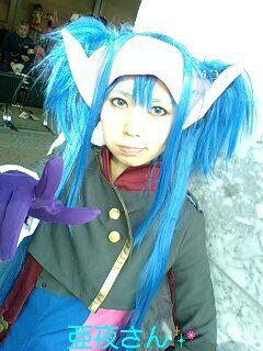 2010.1.24TFTイベント☆マクロスFコスプレイヤー様!!